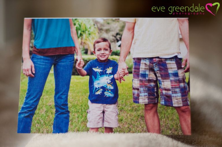 This is the front of card I sent out to all of our loved ones. Thank you Kim for snapping the pics! xoxo